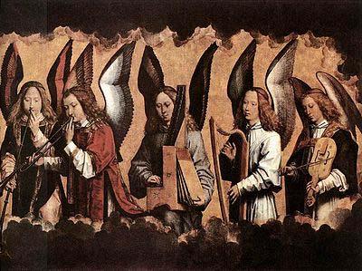 図2:メムリンク「奏楽の天使」右パネル